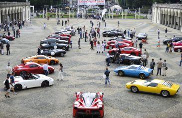 Cars and Coffee 18 - Salone Auto Torino Parco Valentino
