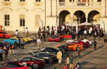 Cars and Coffee 25 - Salone Auto Torino Parco Valentino
