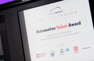 Automotive Talent Award 1 - Salone Auto Torino Parco Valentino