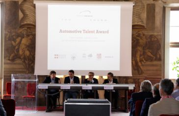 Automotive Talent Award 10 - Salone Auto Torino Parco Valentino
