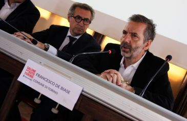 Automotive Talent Award 11 - Salone Auto Torino Parco Valentino