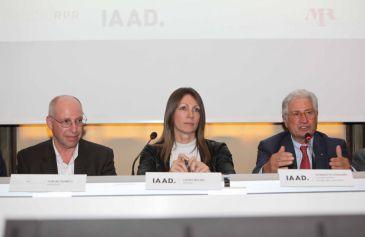 Conferenza IAAD 7 - Salone Auto Torino Parco Valentino