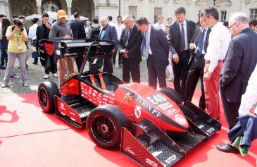 Squadra Corse Politecnico 3 - Salone Auto Torino Parco Valentino