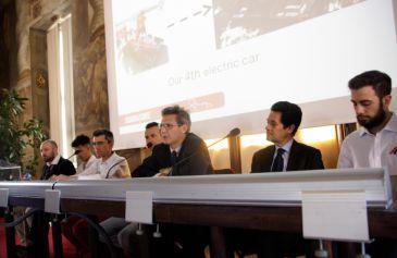 Squadra Corse Politecnico 12 - Salone Auto Torino Parco Valentino