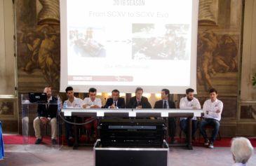 Squadra Corse Politecnico 13 - Salone Auto Torino Parco Valentino