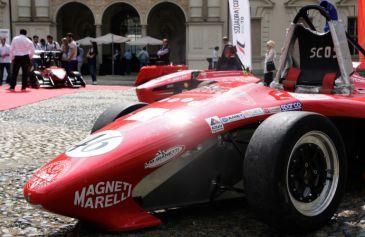 Squadra Corse Politecnico 17 - Salone Auto Torino Parco Valentino