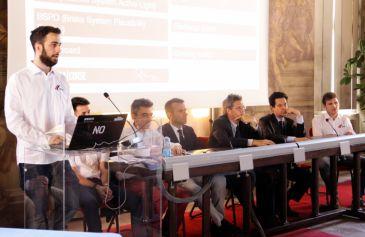 Squadra Corse Politecnico 19 - Salone Auto Torino Parco Valentino