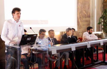 Squadra Corse Politecnico 21 - Salone Auto Torino Parco Valentino