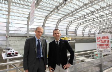 Conferenza Stampa 7 - Salone Auto Torino Parco Valentino