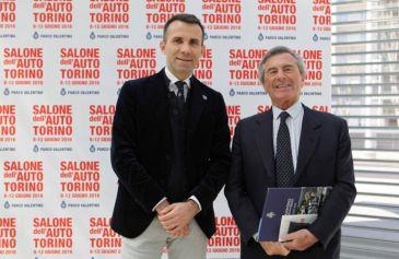 Conferenza Stampa 8 - Salone Auto Torino Parco Valentino