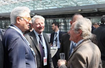 Conferenza Stampa 9 - Salone Auto Torino Parco Valentino