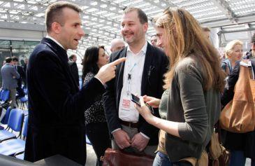 Conferenza Stampa 14 - Salone Auto Torino Parco Valentino