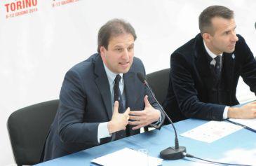 Conferenza Stampa 19 - Salone Auto Torino Parco Valentino