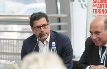 Conferenza Stampa 21 - Salone Auto Torino Parco Valentino