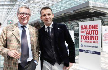 Press Conference 22 - Salone Auto Torino Parco Valentino