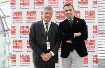Conferenza Stampa 23 - Salone Auto Torino Parco Valentino