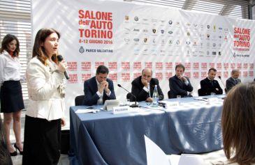 Conferenza Stampa 25 - Salone Auto Torino Parco Valentino