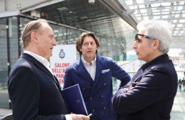 Press Conference 36 - Salone Auto Torino Parco Valentino