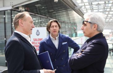 Conferenza Stampa 36 - Salone Auto Torino Parco Valentino