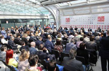 Conferenza Stampa 38 - Salone Auto Torino Parco Valentino