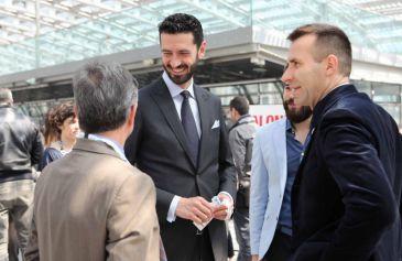 Press Conference 40 - Salone Auto Torino Parco Valentino