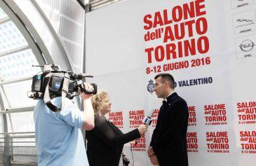 Conferenza Stampa 41 - Salone Auto Torino Parco Valentino