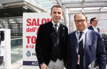 Conferenza Stampa 42 - Salone Auto Torino Parco Valentino