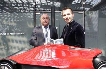 Press Conference 43 - Salone Auto Torino Parco Valentino