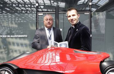 Conferenza Stampa 43 - Salone Auto Torino Parco Valentino