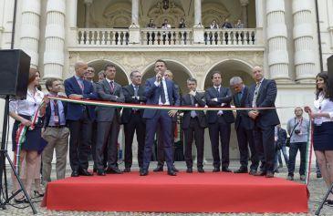 Inaugurazione 8 - Salone Auto Torino Parco Valentino