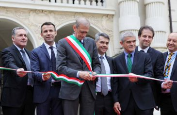 Inaugurazione 10 - Salone Auto Torino Parco Valentino
