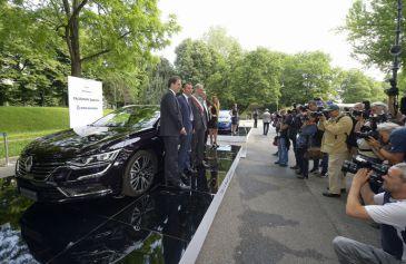 Inaugurazione 17 - Salone Auto Torino Parco Valentino