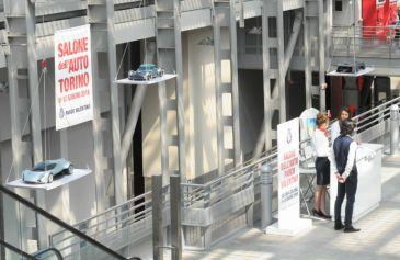 Installazione Porta Susa 1 - Salone Auto Torino Parco Valentino