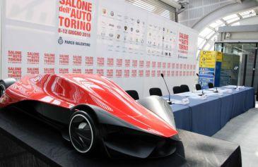 Installazione Porta Susa 7 - Salone Auto Torino Parco Valentino