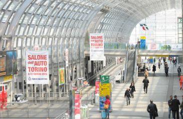 Installazione Porta Susa 17 - Salone Auto Torino Parco Valentino