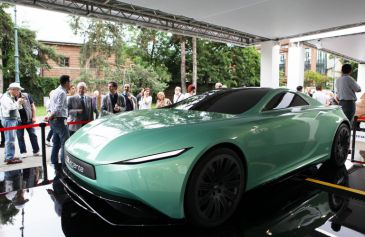 Il Salone by Day 12 - Salone Auto Torino Parco Valentino