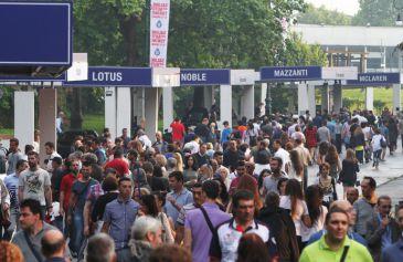 Il Salone by Day 13 - Salone Auto Torino Parco Valentino