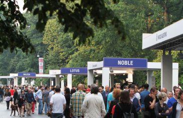 Il Salone by Day 46 - Salone Auto Torino Parco Valentino