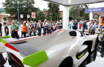 Il Salone by Day 85 - Salone Auto Torino Parco Valentino