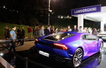 Car Show by Night 9 - Salone Auto Torino Parco Valentino