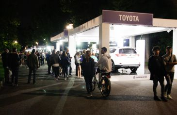 Car Show by Night 12 - Salone Auto Torino Parco Valentino