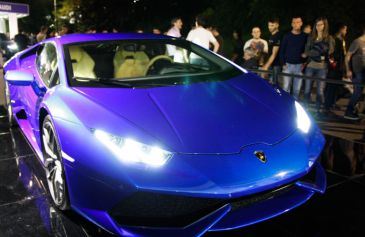 Car Show by Night 13 - Salone Auto Torino Parco Valentino