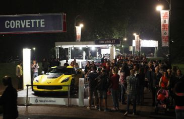 Car Show by Night 21 - Salone Auto Torino Parco Valentino