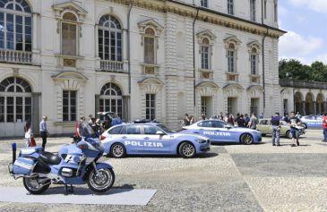 70 anni della Polizia Stradale 2 - Salone Auto Torino Parco Valentino