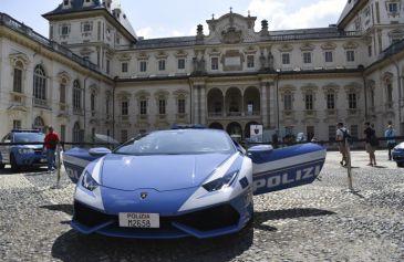 70 anni della Polizia Stradale 4 - Salone Auto Torino Parco Valentino