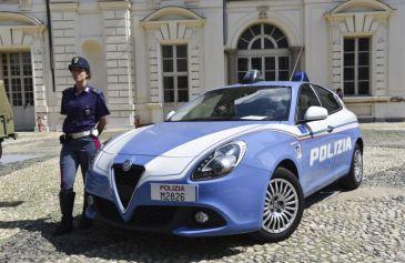 70 anni della Polizia Stradale 5 - Salone Auto Torino Parco Valentino