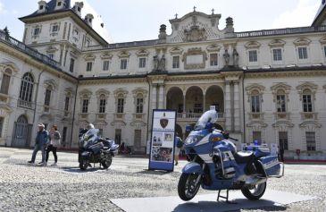 70 anni della Polizia Stradale 7 - Salone Auto Torino Parco Valentino