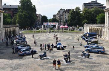 70 anni della Polizia Stradale 10 - Salone Auto Torino Parco Valentino