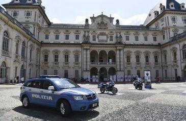70 anni della Polizia Stradale 11 - Salone Auto Torino Parco Valentino