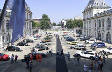 90 anni Volvo 6 - Salone Auto Torino Parco Valentino